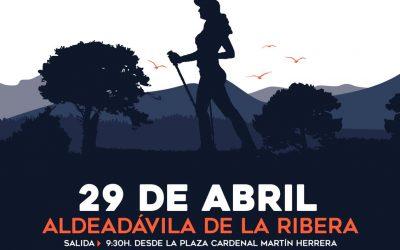 XIII MARCHA DE SENDERISMO | Aldeadávila, 29 de Abril de 2018