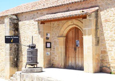 Oficina de Turismo de Aldeadávila