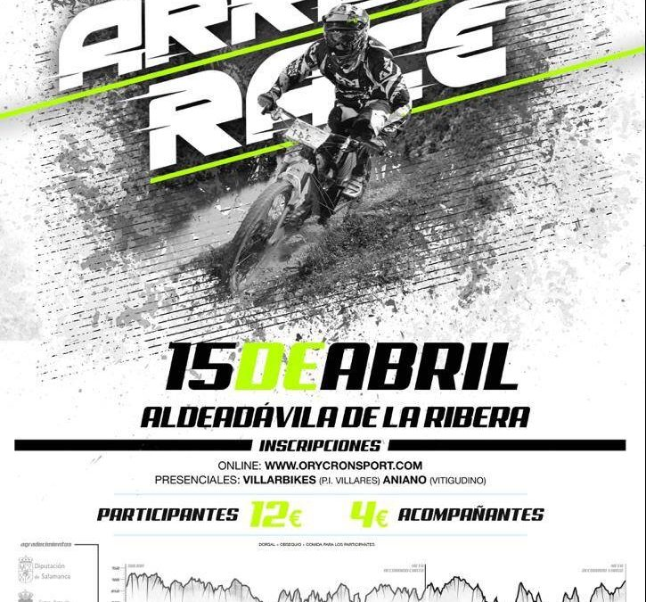 Marcha BTT Arribes Race. Aldeadávila 15 de mayo de 2018. No te la pierdas !!!